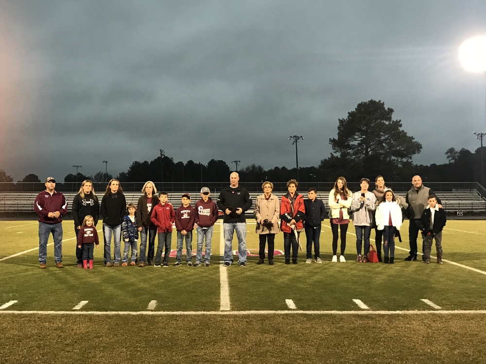 Curley Wolves Honor Stockton & Mullins